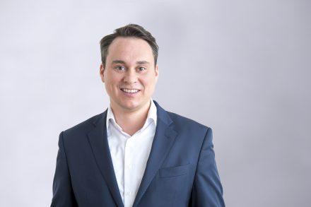 Ulrich Seitz (Foto: BayWa r.e. Energy Ventures GmbH)