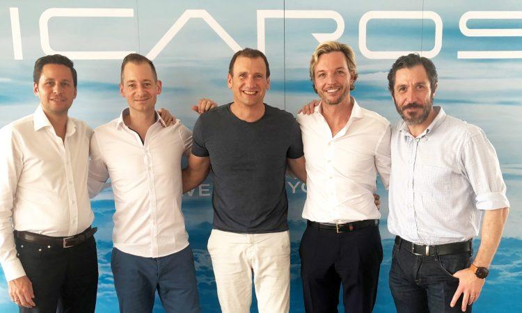 Millioneninvestment für Münchener VR-Fitness-Startup Icaros