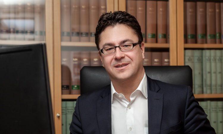 Kostenex-Gründer Dr. Carl Friedrich