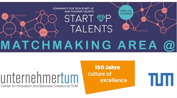TUM Entrepreneurship Day 2018
