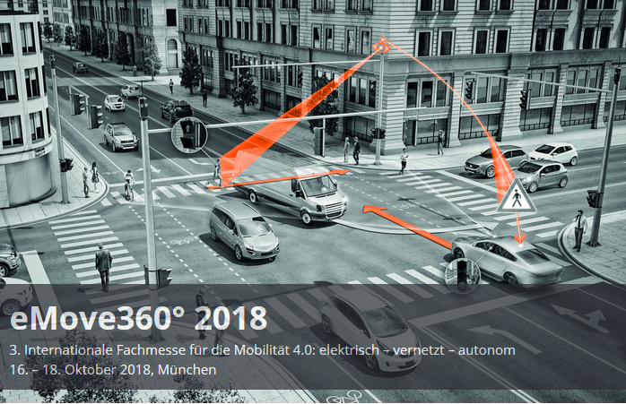 eMove360° Europe 2018