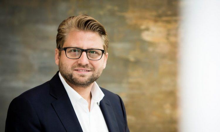 eGym CEO Philipp Roesch-Schlanderer