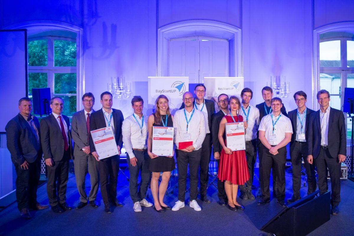 Baystartup Business Wettbewerb 2018