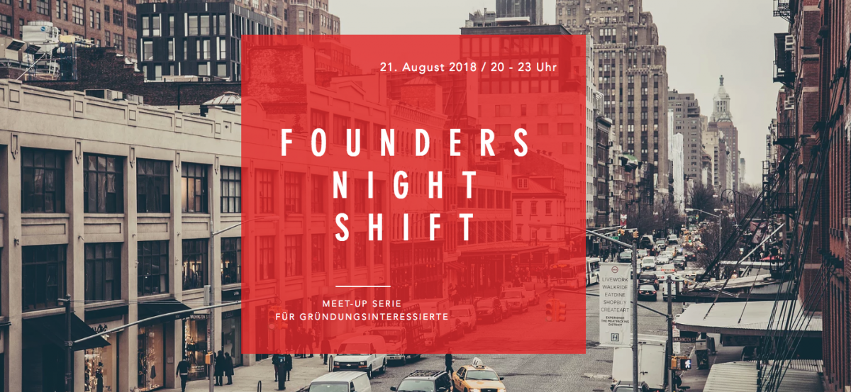 THE FOUNDERS NIGHT SHIFT