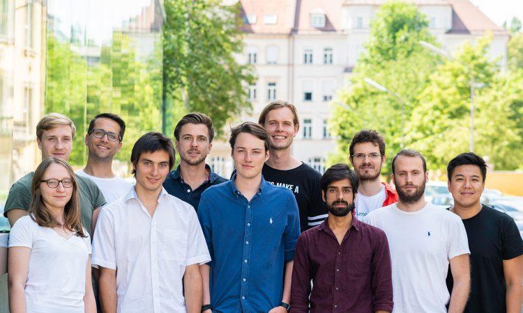 Das Team der Luminovo GmbH