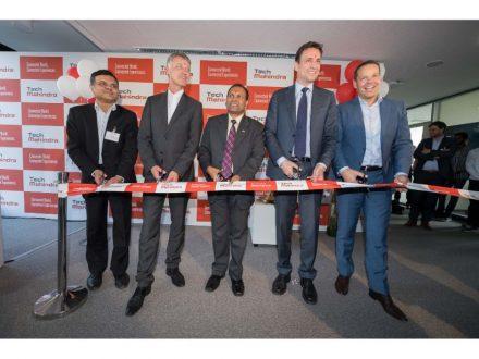 Eröffnung des Münchner Büros von Tech Mahindra, © Tech Mahindra