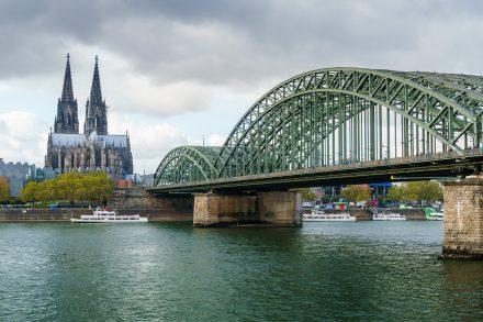 Köln Rheinbrücke