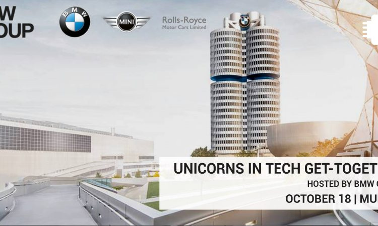 UNICORNS IN TECH meets BMW Group