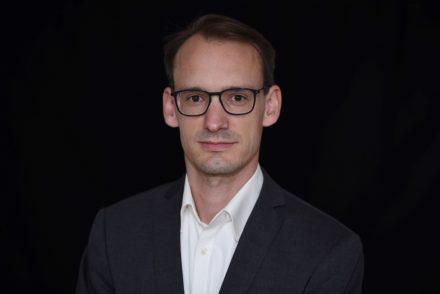Dr. Florian Petit, Mitgründer von Blickfeld