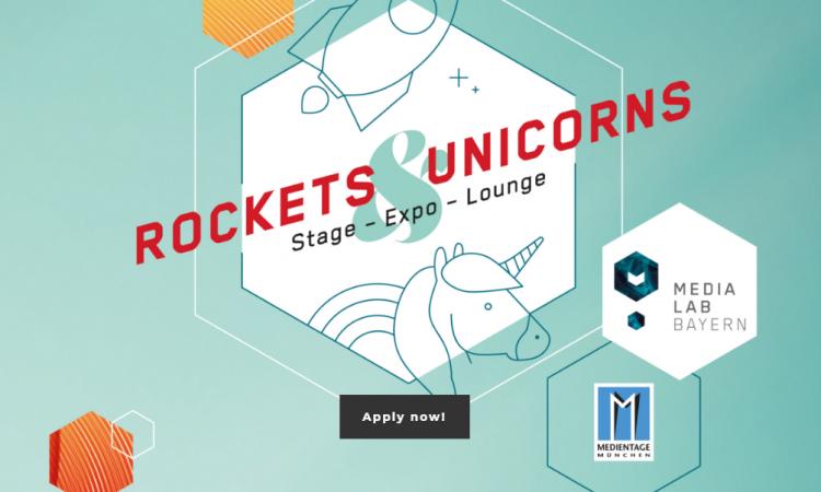 Rockets & Unicorns Medien-Startups