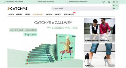 catchys website