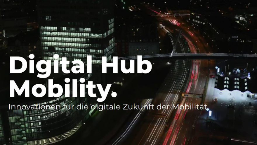 Digital Hub Mobility Meetup bei SAP