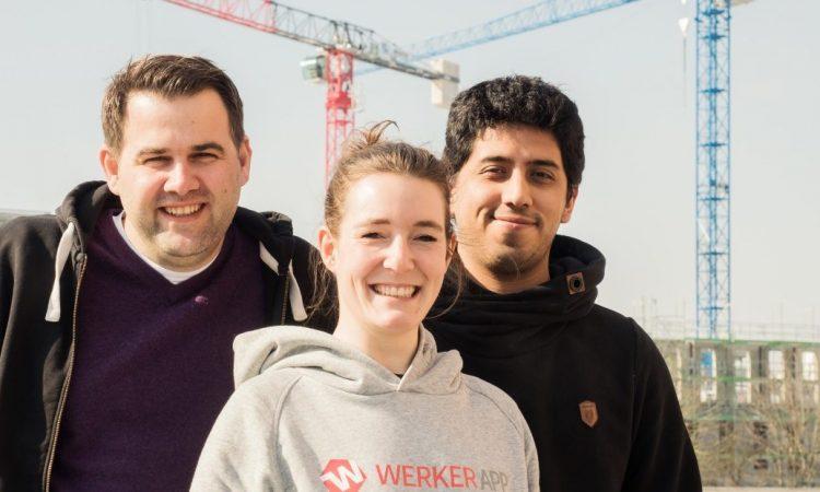 WerkerApp Founders
