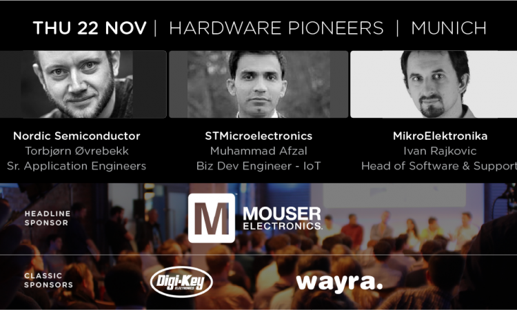 Hardware Pioneers Prototyping