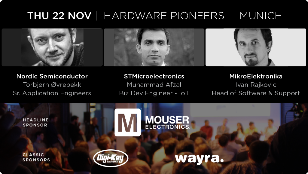 Hardware Pioneers Prototyping
