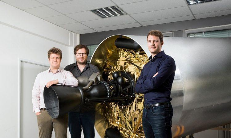 Unternehmertum Venture Capital Partners investiert in Isar Aerospace