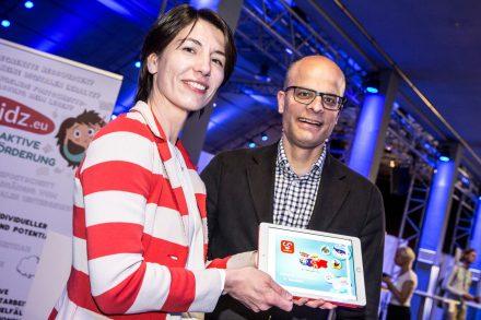 eKidz.eu auf der Startup Demo Night von BayStartUP.