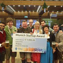 Munich Startup Award 2018