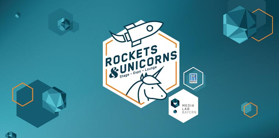 Rockets & Unicorns @Medientage München