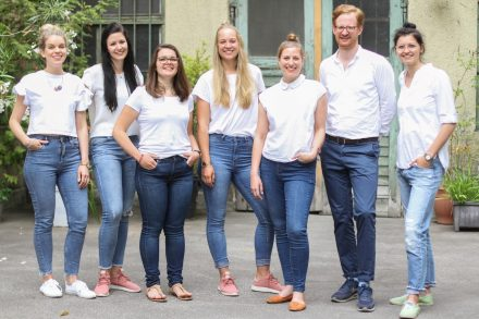 Das Kuchentratsch-Team