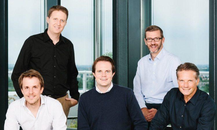 Das Management-Team von Tado. Foto: Tado