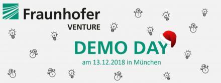 Fraunhofer Venture Demo Day