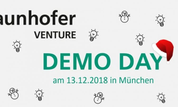 Fraunhofer Venture Demo Day