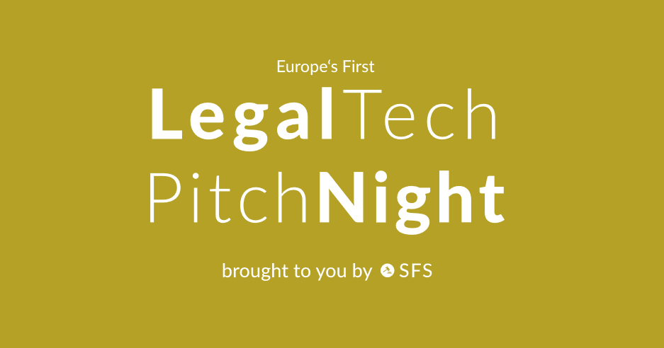Legal Tech Pitchnight