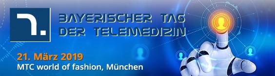 7. Bayerischer Tag der Telemedizin
