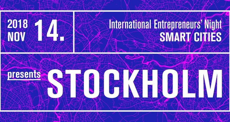 UnternehmerTUM International Entrepreneurs Night Stockholm