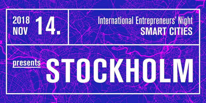 UnternehmerTUM International Entrepreneurs Night Stockholm