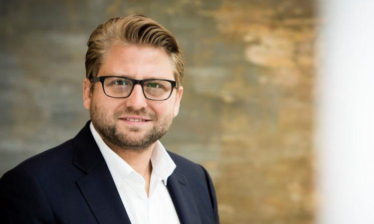 eGym CEO Philipp Roesch-Schlanderer Fitness