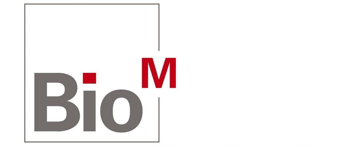 Logo BioM Biotech Cluster Development GmbH