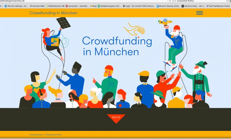 Munich Crowd