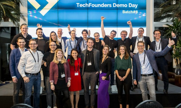DEMO DAY TechFounders