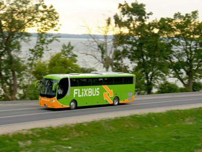 Flixbus Flixbmobility Flixcar