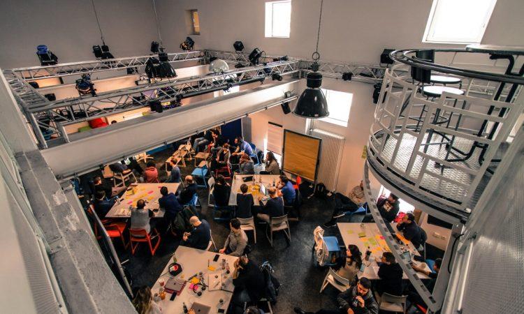 Werk1 'Startup Work'-Messe
