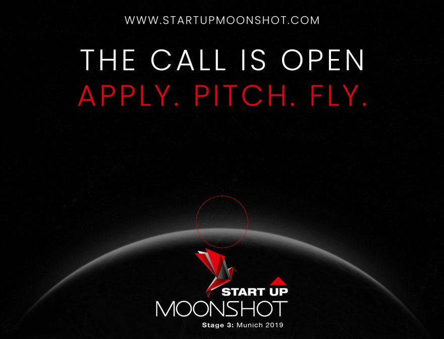 MUNICH START UP MOONSHOT