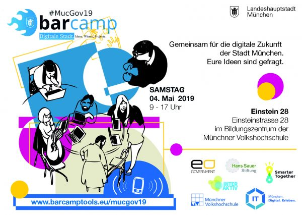 Barcamp #MucGov19