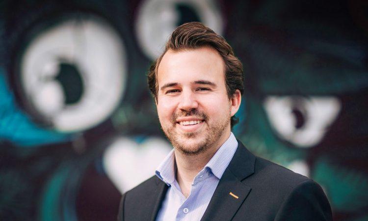 Primecrowd-CEO Markus Kainz, Foto: Primecrowd