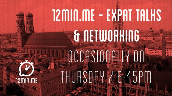 12min.me - Expat Talks & Networking #13 (ENGLISH)