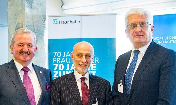 Europäischer Investitionsfonds und Fraunhofer gründen Technologiefonds