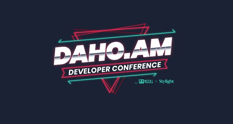 DAHO.AM Developer Conference 2019