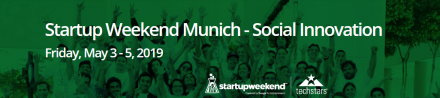 Startup Weekend Munich - Social Innovation