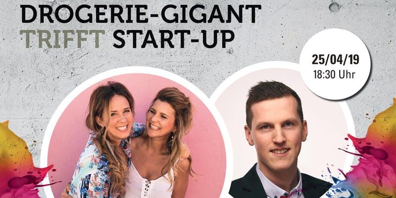 Unternehmer Live Erleben: Drogerie-Gigant trifft Startup