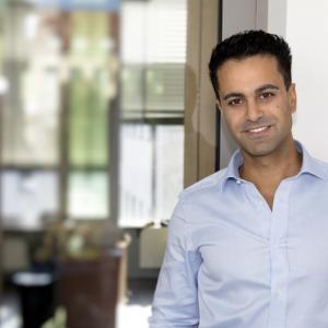 Barbod Namini, Partner bei Holtzbrinck Ventures