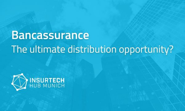 Bancassurance - the ultimate distribution opportunity?