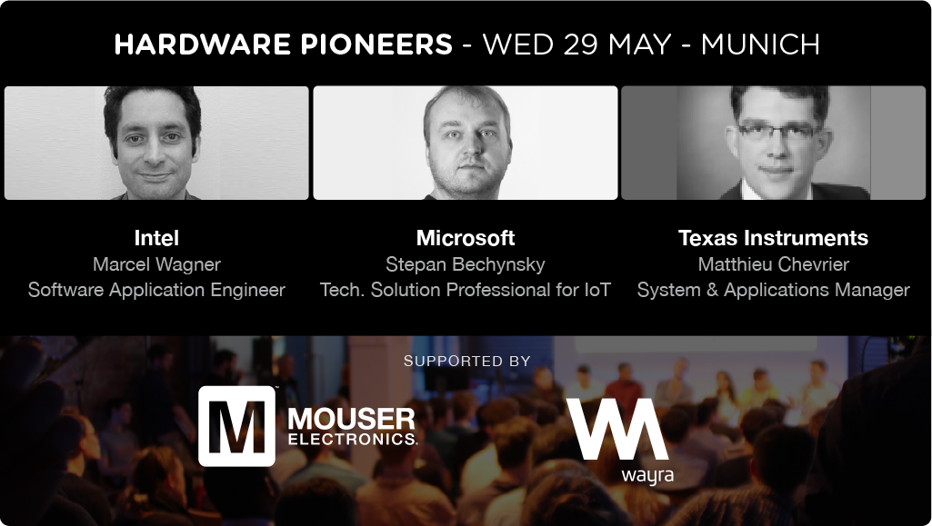 Building Smarter IoT Products with Edge AI - Talks by Texas Instruments, Intel and Microsoft