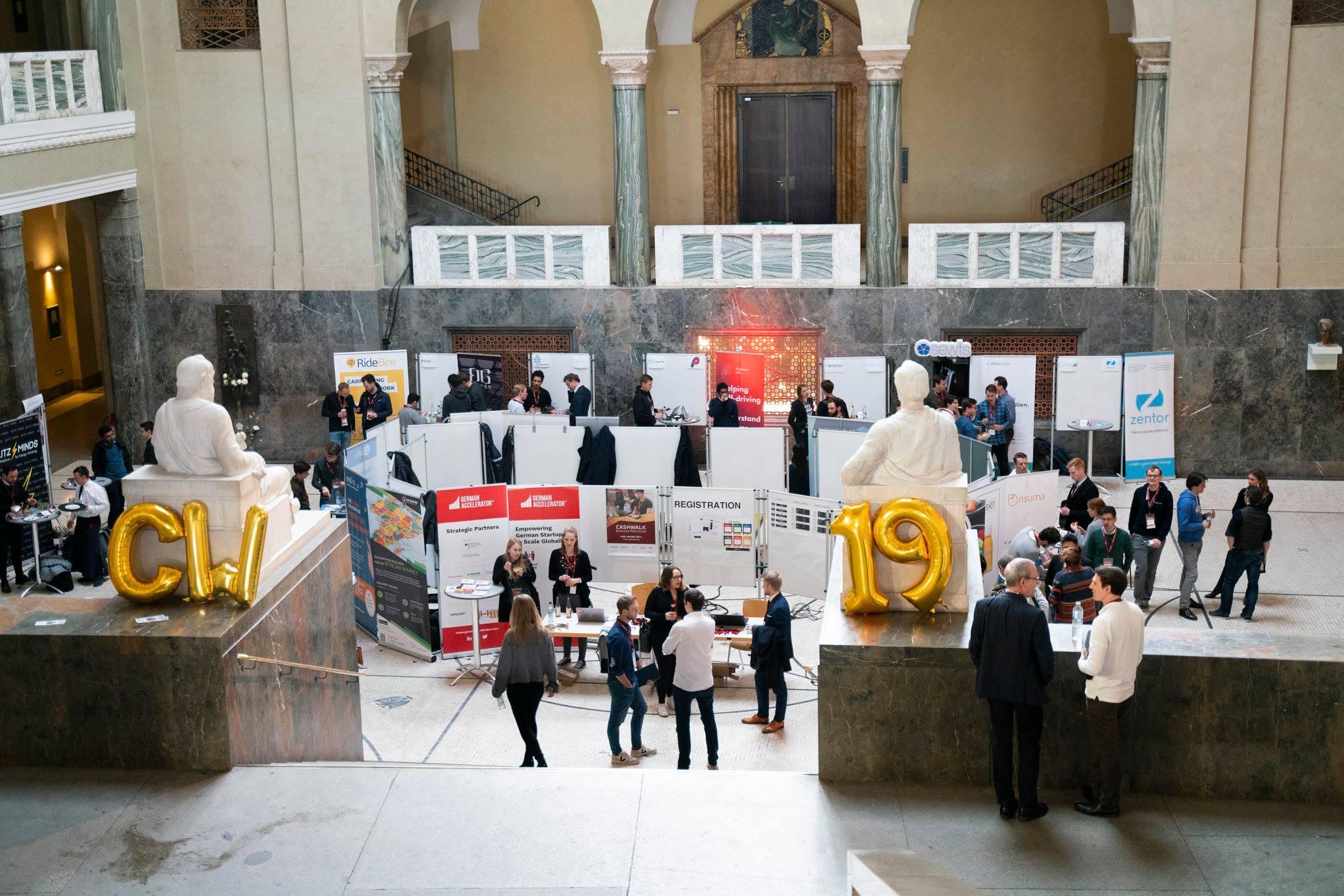 Cashwalk 2019 Investoren Elite Wieder In München Munich
