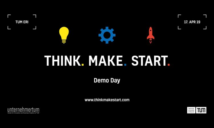 Demo Day of Think.Make.Start. - Batch #9